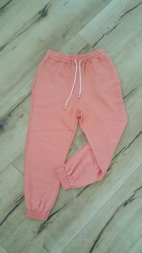 Pantalón deportivo albaricoque