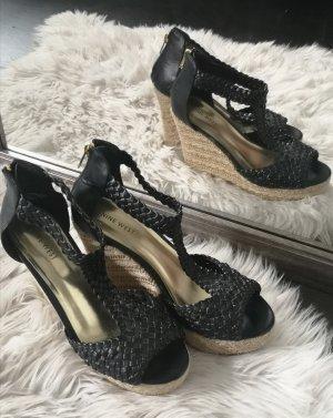 Sommerliche Keilabsatz Schuhe