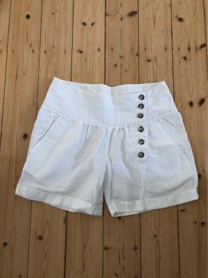 Sommerliche Leinen Short