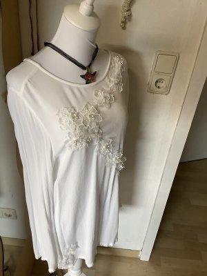 Ibizamode Tunic white