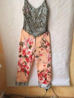 Elisa Cavaletti Trouser Suit multicolored