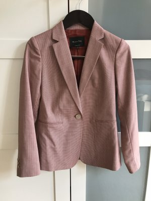 Massimo Dutti Trouser Suit dusky pink