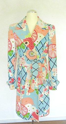 Sommerlicher Ausgehmantel mit floralem Muster von Joop im Trenchcoatstil