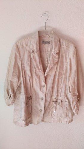 Sommerlicher Blazer aus 100 % Leinen von Canda Collection by C&A