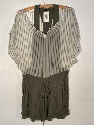 Ella Moss Shirtwaist dress khaki