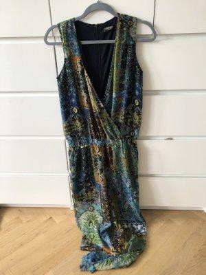 sommerlicher jumpsuit von conleys S/36 blau bunt