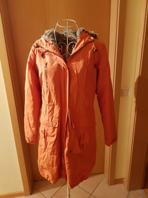 AJC Parka light orange
