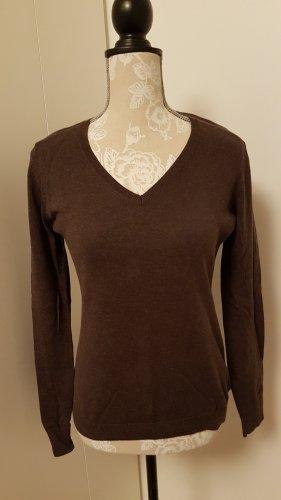 Esprit V-Neck Sweater brown
