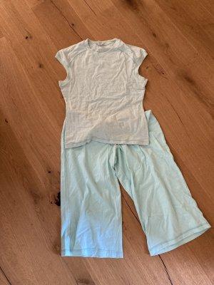 Calida Pyjama turquoise