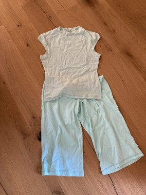 Calida Pijama turquesa