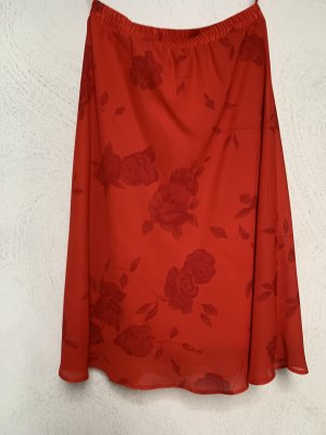 Ambria Klokrok rood-donkerrood