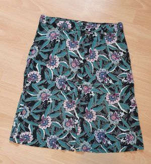 Fransa Midi Skirt multicolored