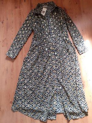 Blousejurk olijfgroen Polyester