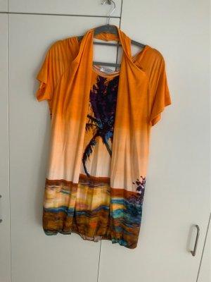 Tuzzi Camicia lunga multicolore Viscosa