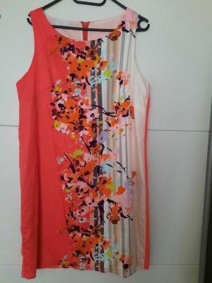 Promod Robe fourreau multicolore