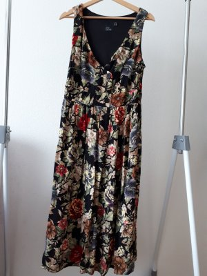 asos curve Midi-jurk zwart