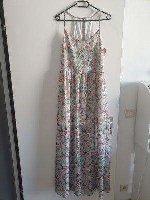 C&A Clockhouse Letnia sukienka szaro-zielony