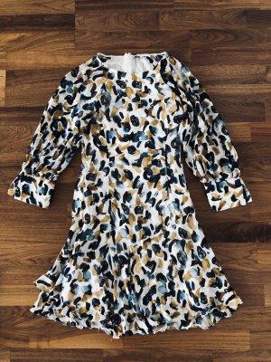 Reiss Longsleeve Dress multicolored