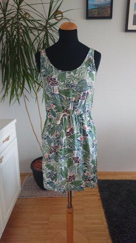 Iriedaily Mini Dress white-forest green