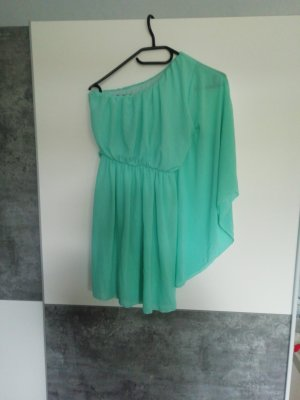 sommerliches one-shoulder Kleid