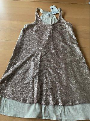 sommerliches Paillettenkleid von Esprit Gr32