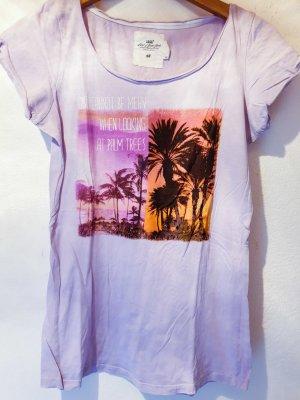 sommerliches Print Shirt