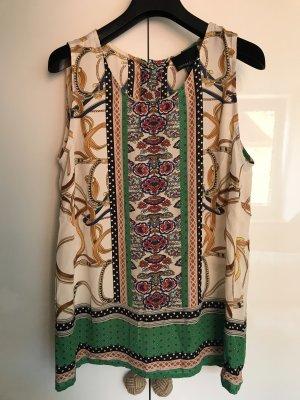 Cynthia Rowley Camicia a tunica multicolore