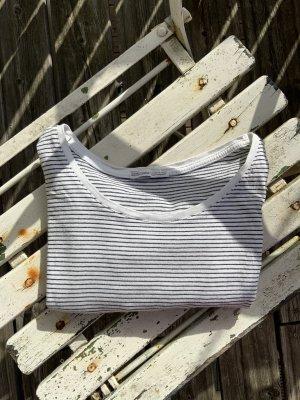 Sommerliches Streifen-Shirt
