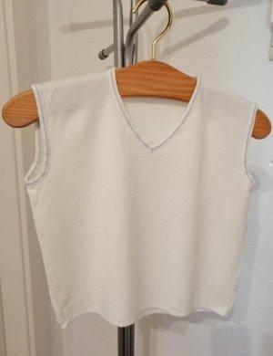 Bottega Ensemble en tricot blanc cassé