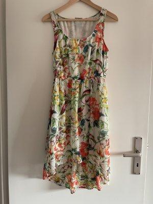 Only Robe bas asymétrique multicolore polyester