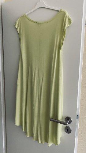 Vestino Camicetta lunga giallo lime