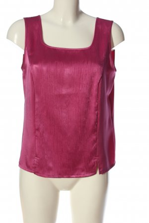 Sommermann Sleeveless Blouse pink business style