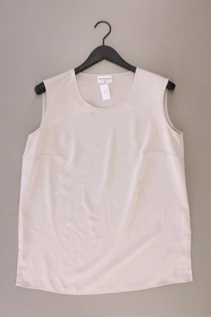 Sommermann Sleeveless Blouse silver-colored polyester