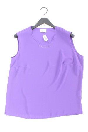 Sommermann Sleeveless Blouse lilac-mauve-purple-dark violet polyester