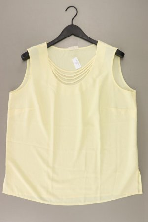 Sommermann Sleeveless Blouse yellow-neon yellow-lime yellow-dark yellow