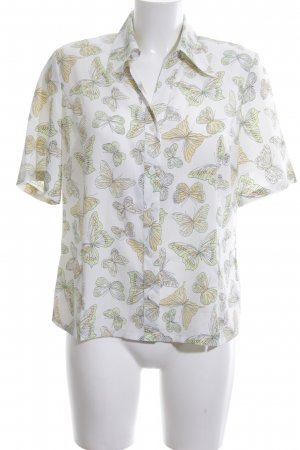 Sommermann Short Sleeve Shirt allover print casual look