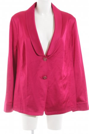 Sommermann Long-Blazer pink Business-Look