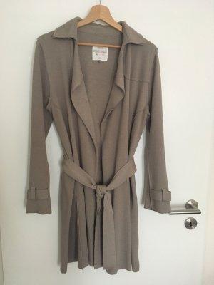 Cecil Between-Seasons-Coat grey brown