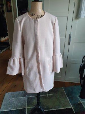 Be only Geklede jurk rosé