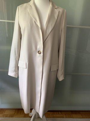 H&M Conscious Collection Korte Jas licht beige