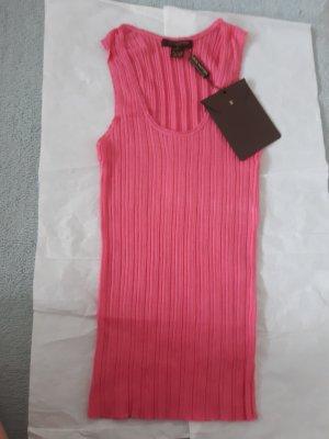 Louis Vuitton Camicia maglia rosa