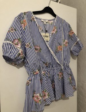 Koton Short Sleeved Blouse multicolored