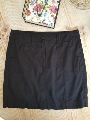 Colors of the world Miniskirt black