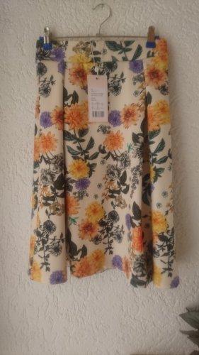 Anna Field Midi Skirt multicolored