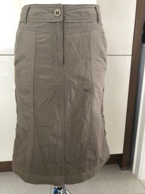 Bonita Crash Skirt light brown