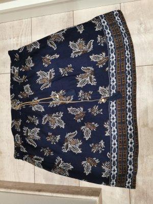 Sommerrock dunkelblau Gr. L