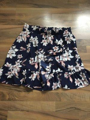Laura Torelli Flared Skirt multicolored