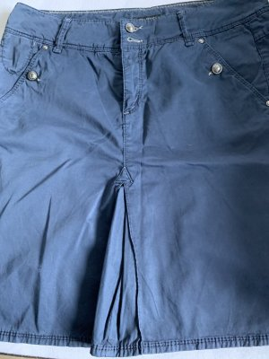 Marc O'Polo Cargo Skirt blue
