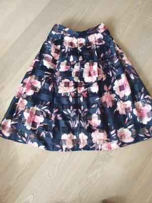 Apricot Flared Skirt multicolored