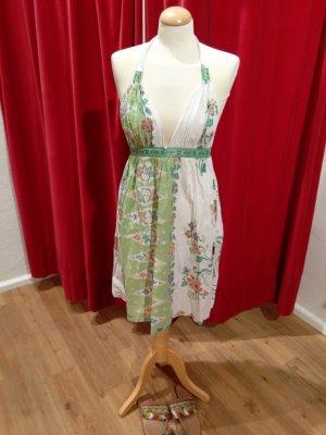 Sommersale :-) Sommerkleid, dänisches florales Design- Gr. 38 - gut!